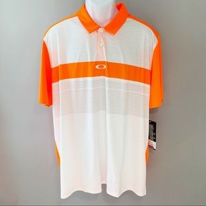 Oakley Polo Short Sleeve The Major Stretch Dry Fit